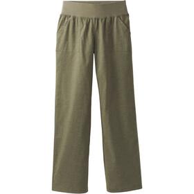 Prana W's Mantra Pants Cargo Green